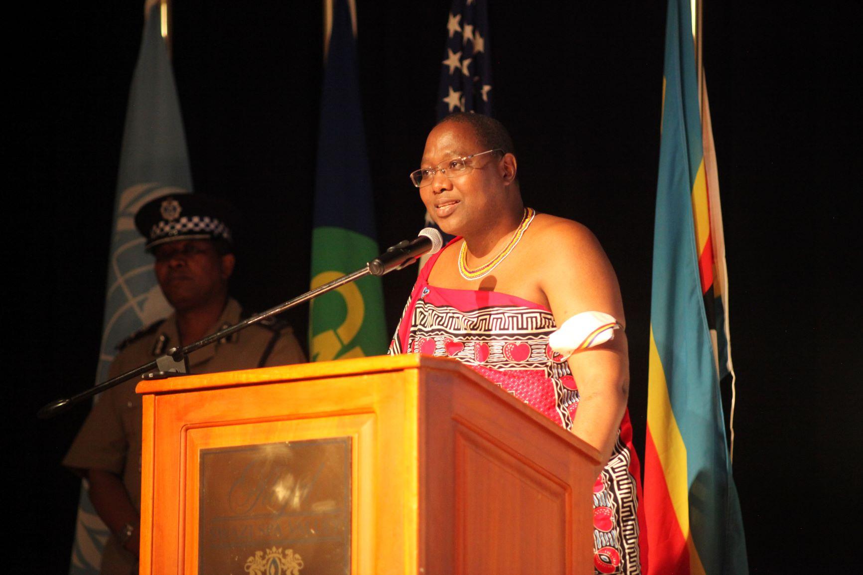 Prime Minister, Ambrose Dlamini