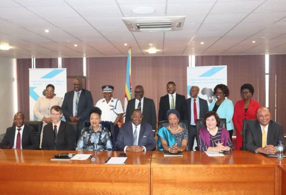 Signing of ARINSA declaration