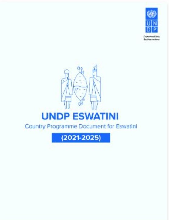 Country Programme Document for Eswatini (2021-2025)
