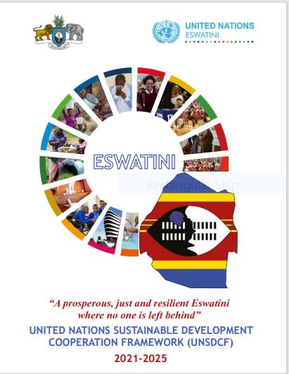 UNSDCF 2021-2025
