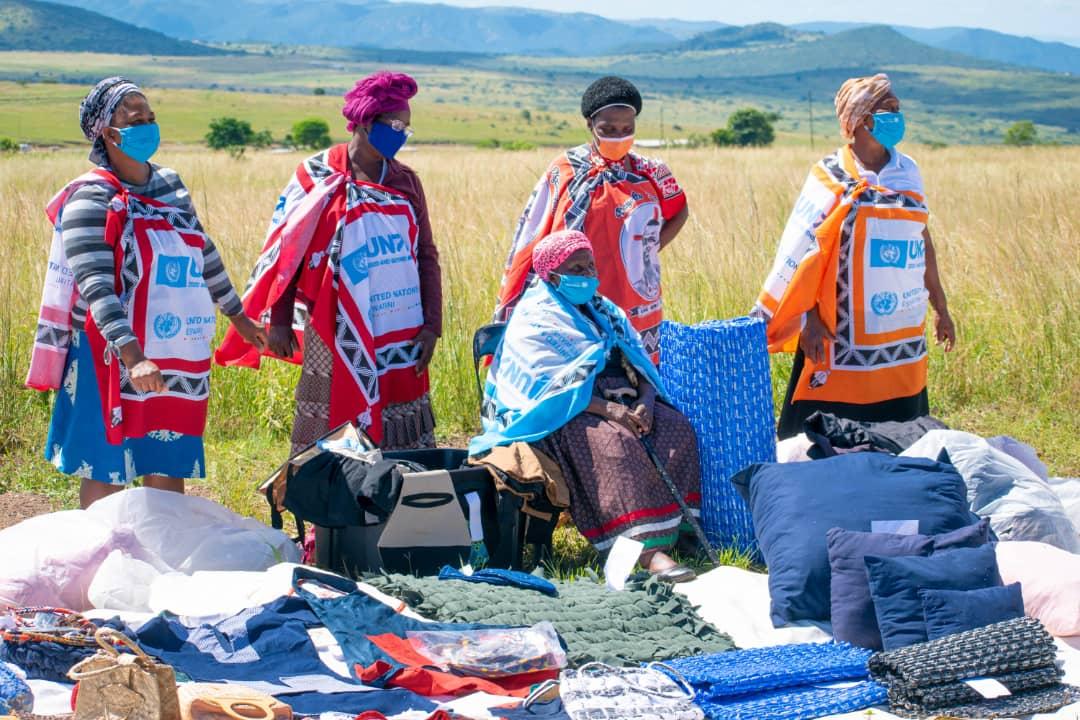 The UN and Diabetes Eswatini Celebrate International Women's Month