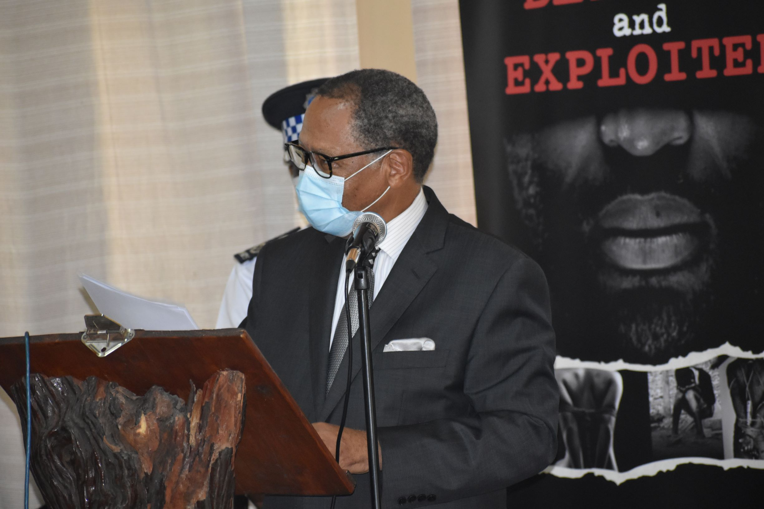 Eswatini Launches its National Awareness Campaign to Combat Trafficking in Persons