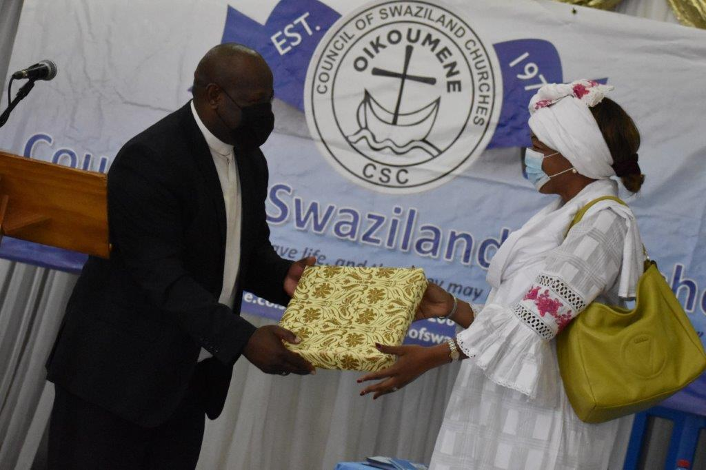 Council of Swaziland Churches AGM