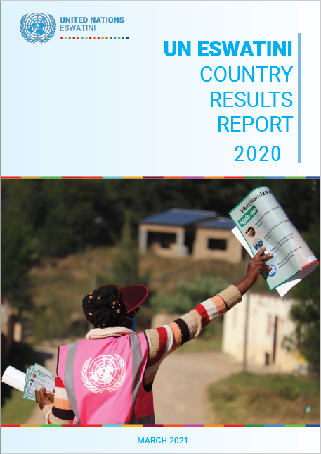 Eswatini ONE UN Results Report 2020