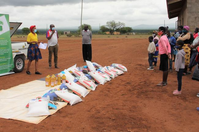 Distribution in Lubombo