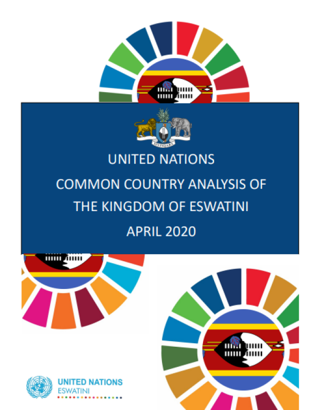 United Nations Common Country Analysis of the Kingdom of Eswatini
